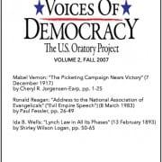 VOD Journal volume 2 cover