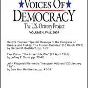 VOD Journal volume 4 cover