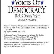 VOD Journal volume 7 cover