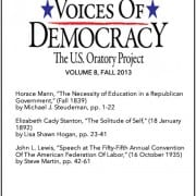 VOD Journal volume 8 cover